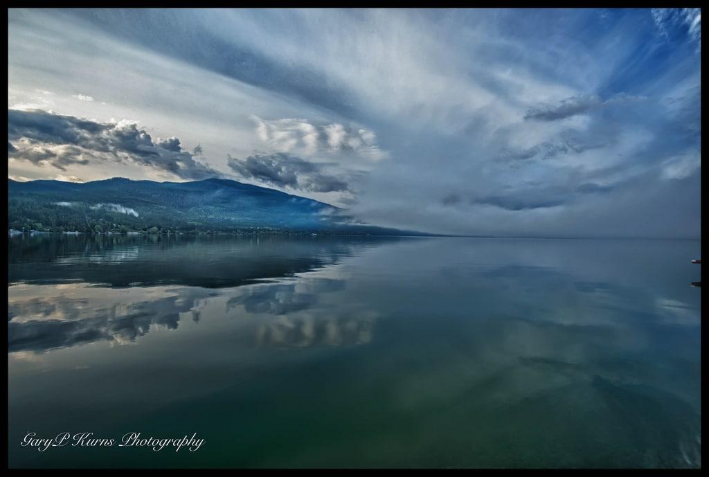 Lago transparente