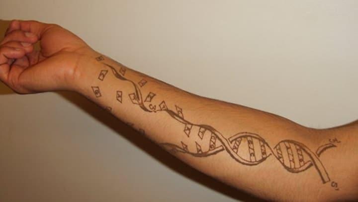 20 Tatuagens De Pessoas Que Amam Biologia Topbiologiacom